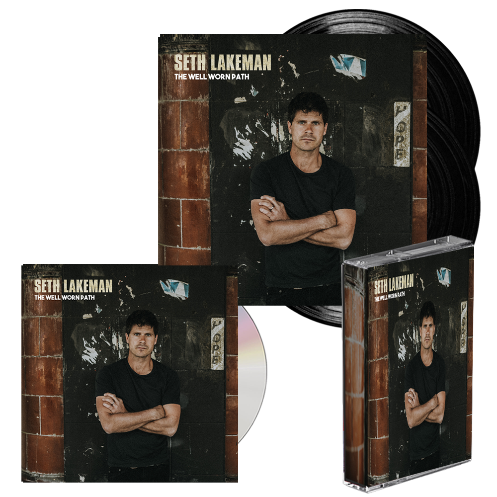 Buy Online Seth Lakeman - The Well Worn Path Deluxe Bundle