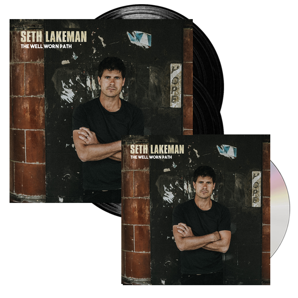 Buy Online Seth Lakeman - The Well Worn Path Signed CD - Vinyl