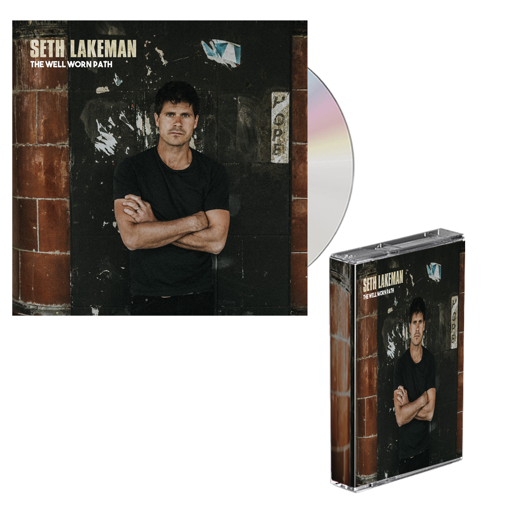 Buy Online Seth Lakeman -  The Well Worn Path CD + Cassette