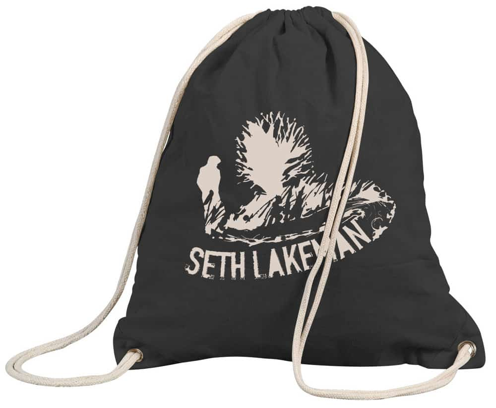 Buy Online Seth Lakeman - Draw String Bag