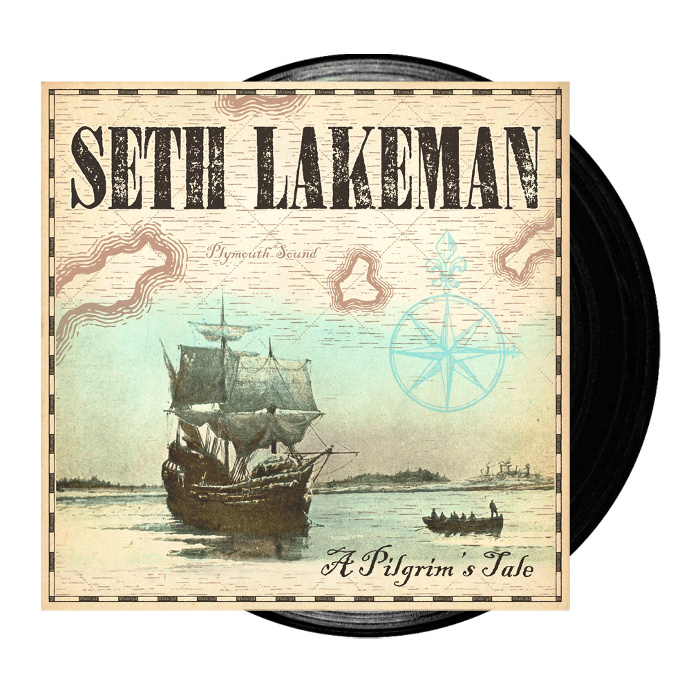Buy Online Seth Lakeman - A Pilgrim's Tale (Signed)