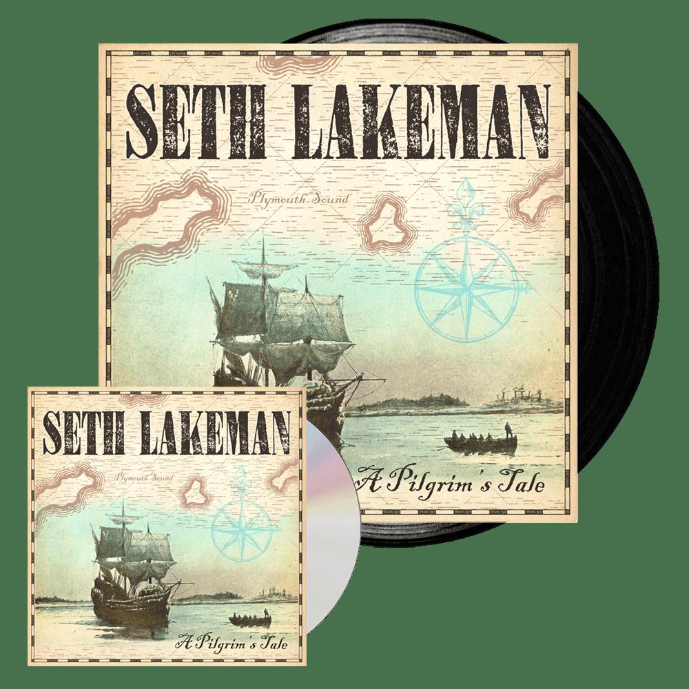 Buy Online Seth Lakeman - A Pilgrim's Tale CD Album + Vinyl