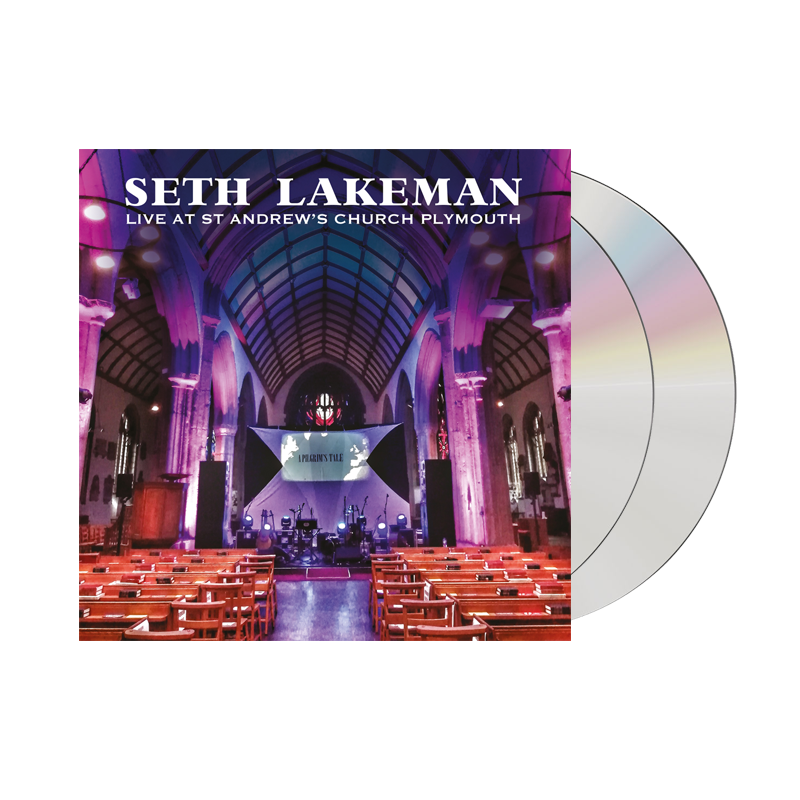 Buy Online Seth Lakeman - Live at St Andrew's Church Plymouth 2CD Album