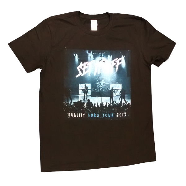 Buy Online Set It Off - Duality Euro Tour 2015 T-Shirt