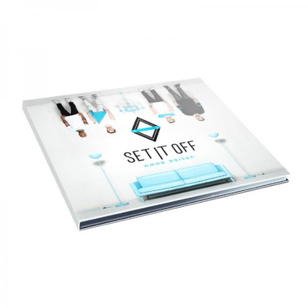 Buy Online Set It Off - Upside Down CD Album