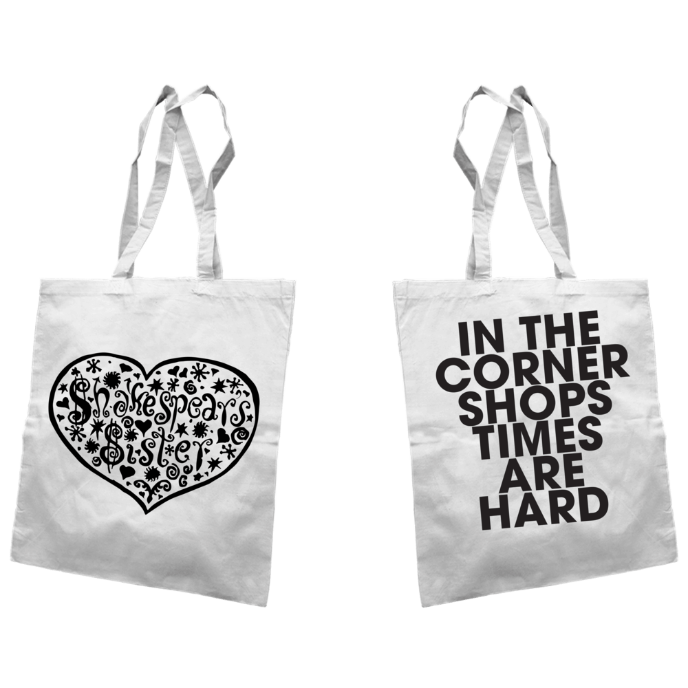 Buy Online Shakespears Sister - Cornershop Tote Bag