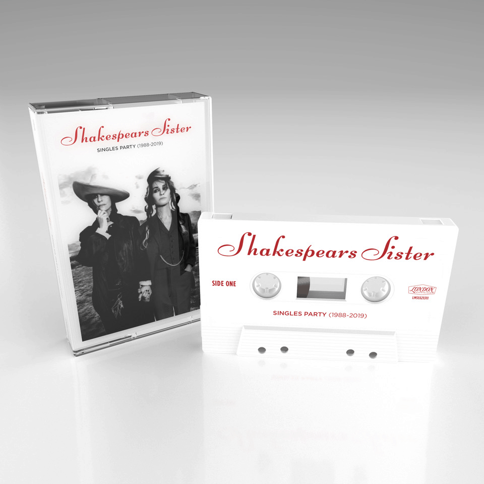 Buy Online Shakespears Sister - Singles Party (1988-2019)