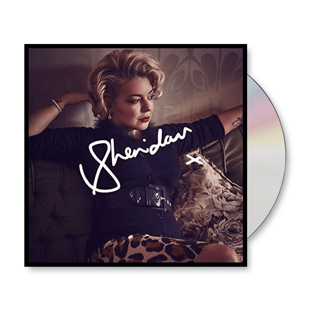 Sheridan CD Album + Photographic Print