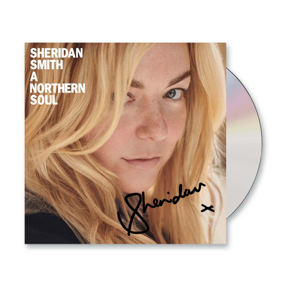 Buy Online Sheridan - A Northern Soul CD Album (Signed)