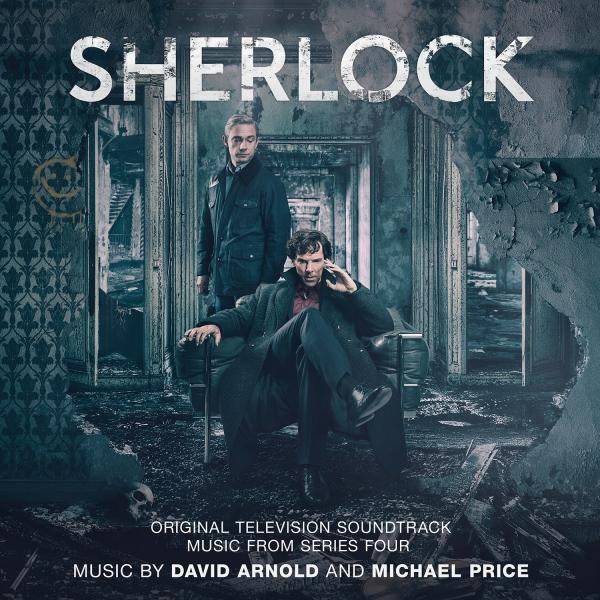 Buy Online David Arnold & Michael Price - SHERLOCK Series 4 (W/Free The Abominable Bride Bonus CD)