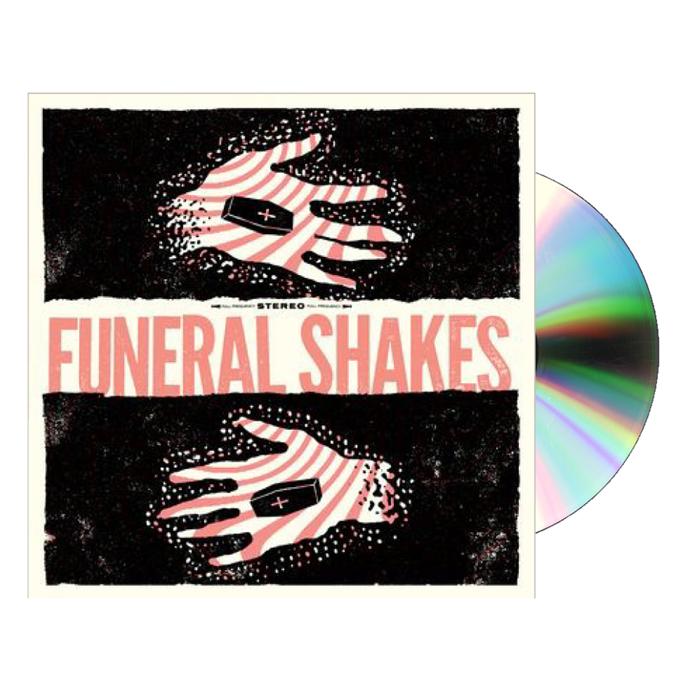 Funeral Shakes CD Album