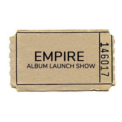 Album Launch Show Ticket