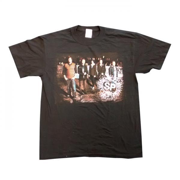 Buy Online Simple Plan - Ladies Bandshot T-Shirt