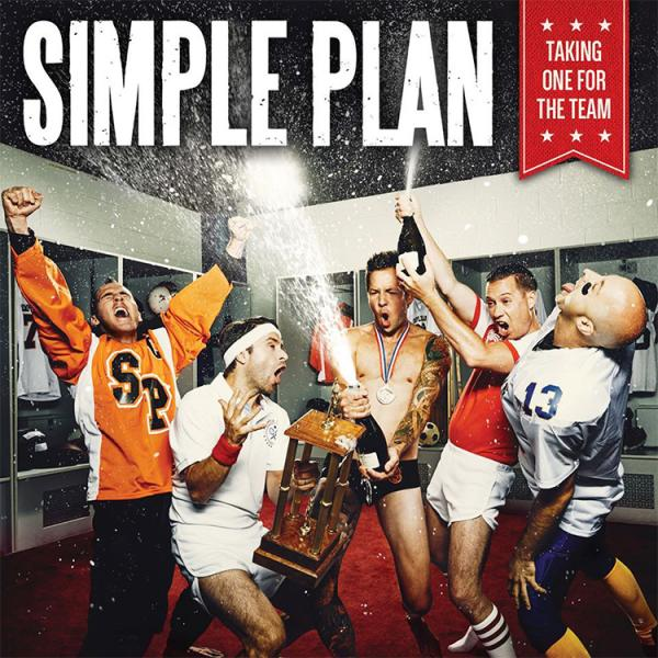 Buy Online Simple Plan - Taking One For The Team CD Album