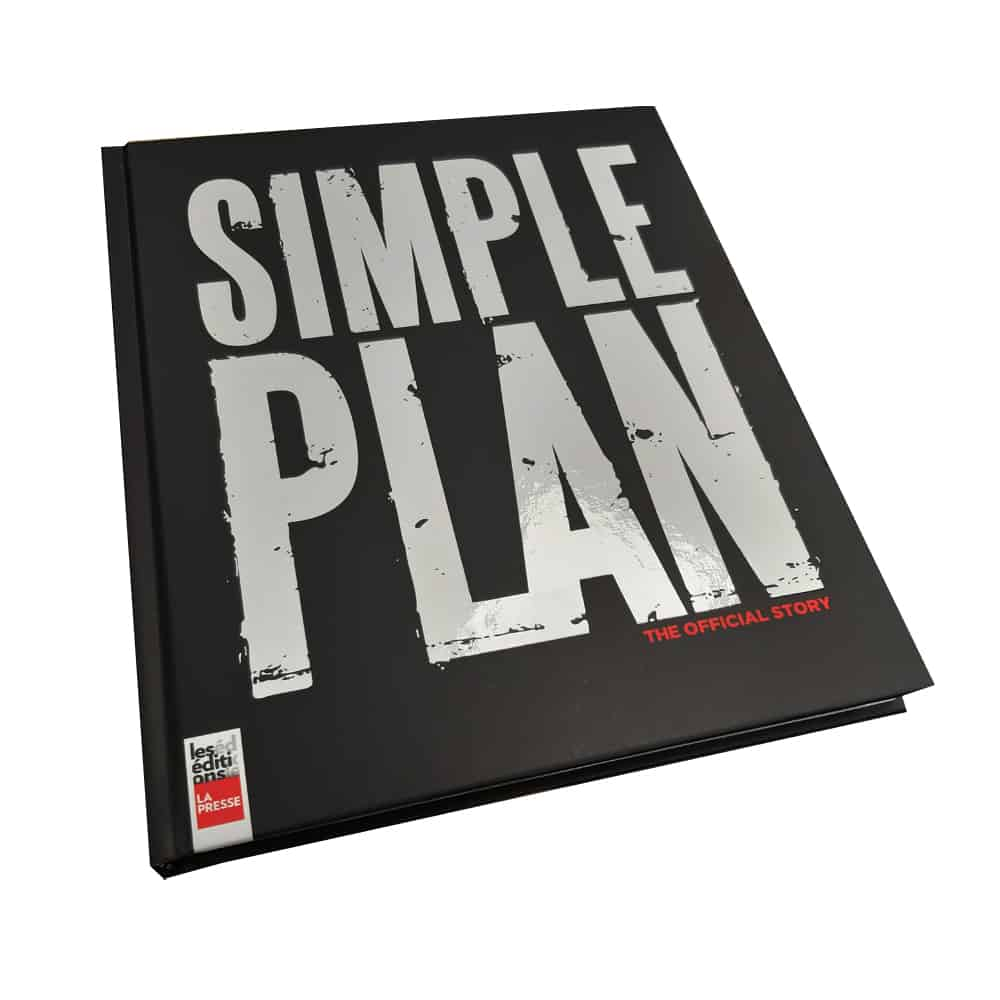 Buy Online Simple Plan - The Official Story Book