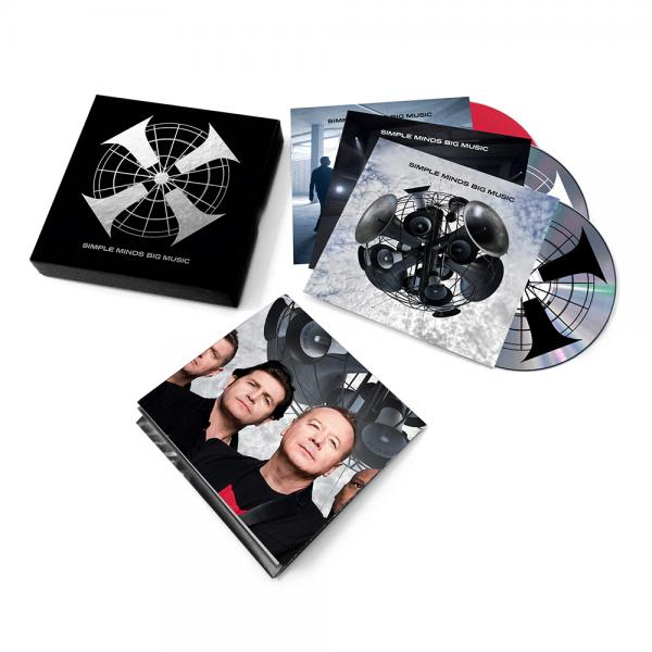 Buy Online Simple Minds - Big Music Deluxe Box Set (Limited Edition)