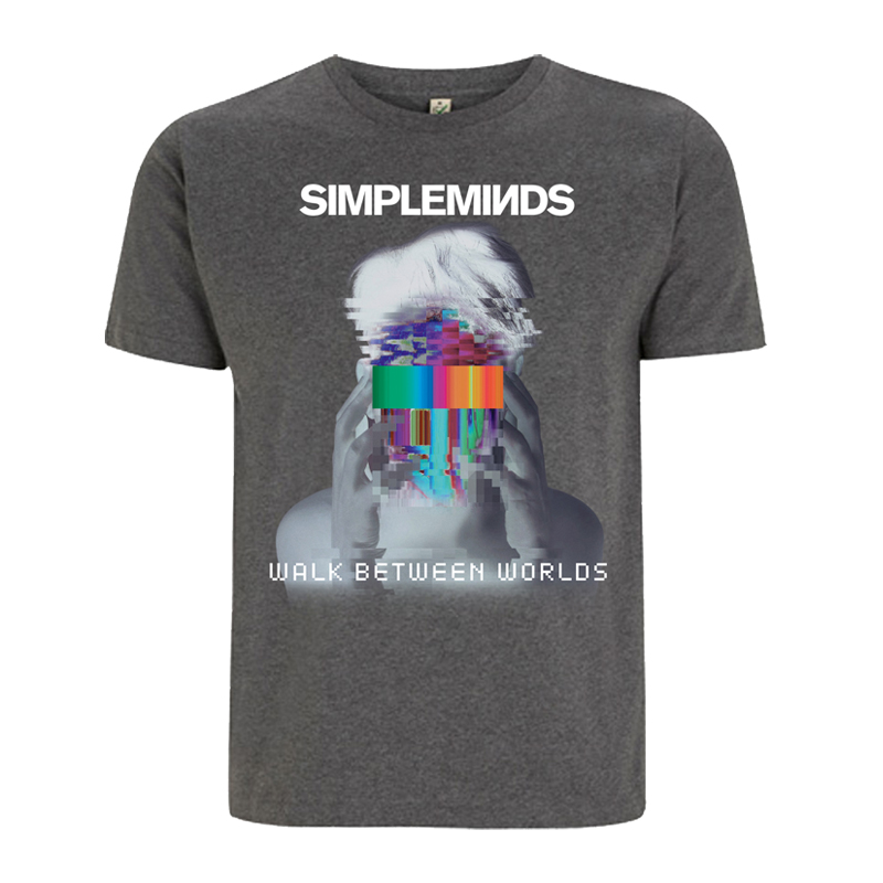 Buy Online Simple Minds - Walk Between Worlds - Walk Between Worlds T-Shirt (Exclusive)
