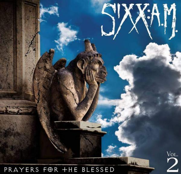 Buy Online Sixx AM - Prayers For The Blessed Vol. 2 (Deluxe Edition) & T-Shirt (Includes Prayers For The Blessed Vol. 2 (Signed CD Booklet))