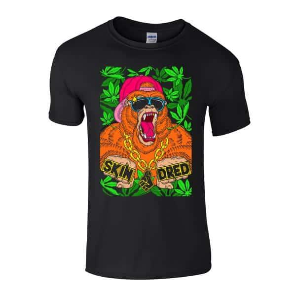 Buy Online Skindred - Gorilla T-Shirt