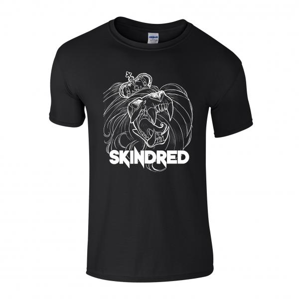 Buy Online Skindred - Lion T-Shirt