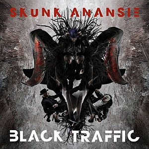Buy Online Skunk Anansie - Black Traffic [Ltd LP]