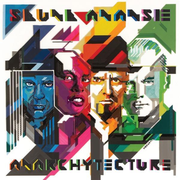 Buy Online Skunk Anansie - Anarchytecture (Vinyl)