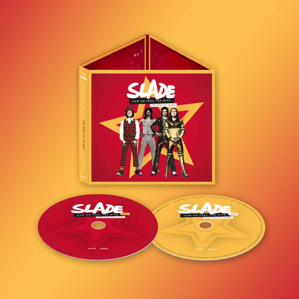 Buy Online Slade - Cum On Feel The Hitz – The Best Of Slade