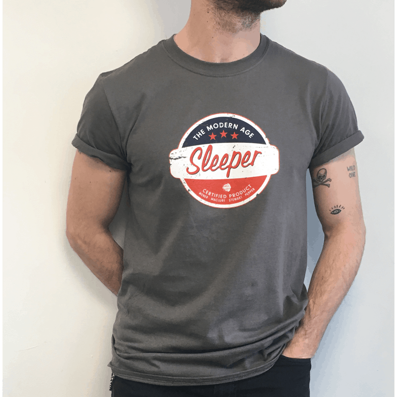 Buy Online Sleeper - The Modern Age T-Shirt