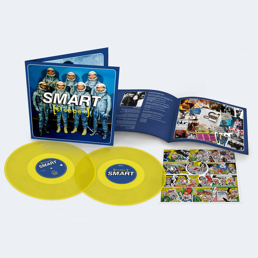 Buy Online Sleeper - Smart (25th Anniversary Reissue) Yellow Double Vinyl