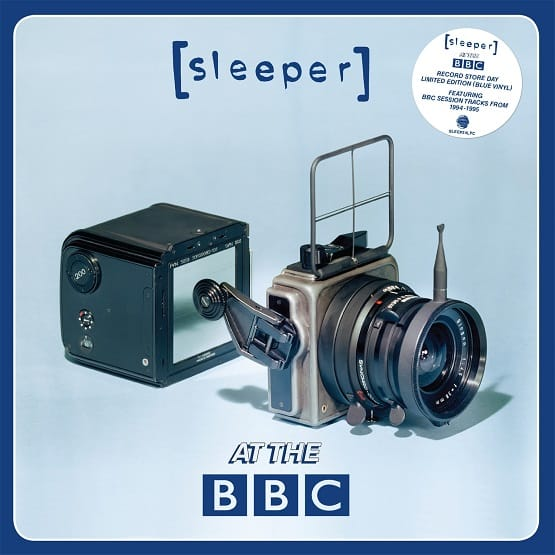 Buy Online Sleeper - Live at the BBC Transparent Blue