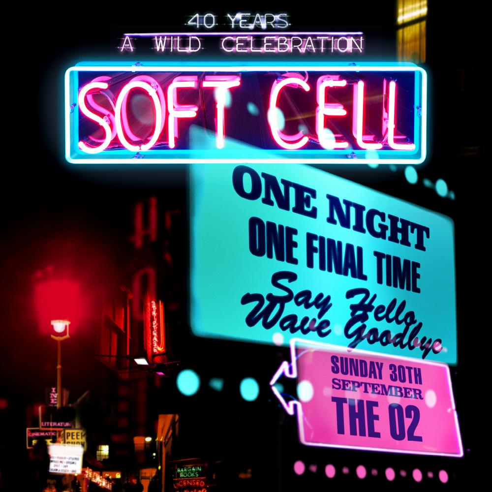 Buy Online Soft Cell - Say Hello, Wave Goodbye: The O2 London Audio Digital Download