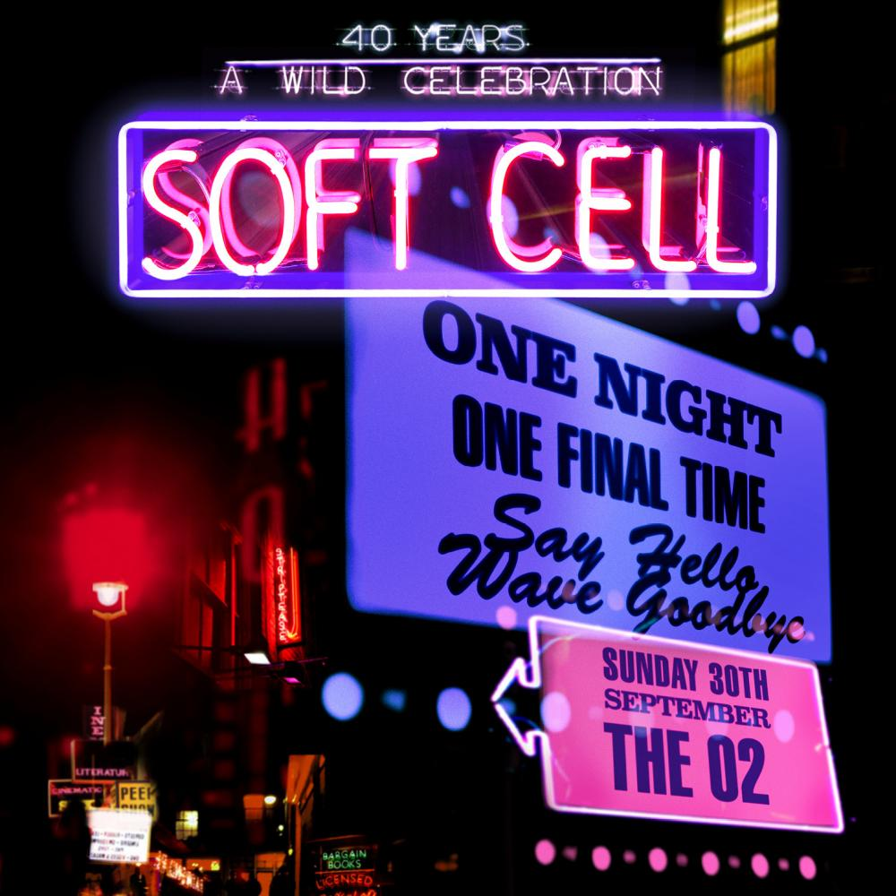 Buy Online Soft Cell - Say Hello, Wave Goodbye: The O2 London Video Digital Download
