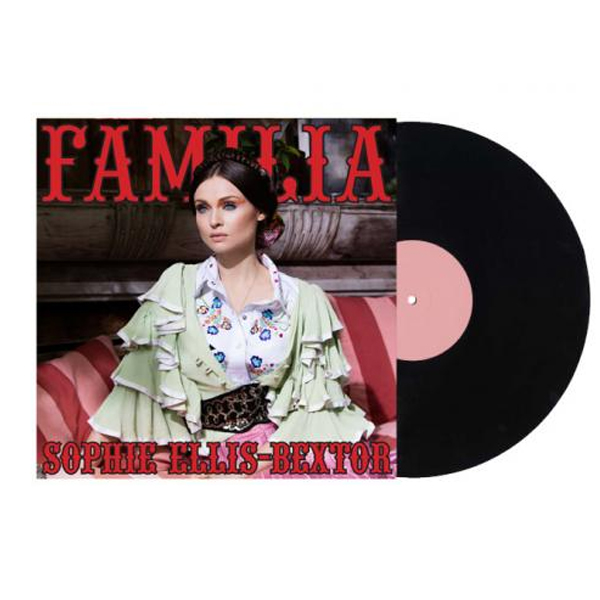 Buy Online Sophie Ellis-Bextor - Familia - Gatefold Heavyweight LP (Signed w/ Christmas Message From Sophie)