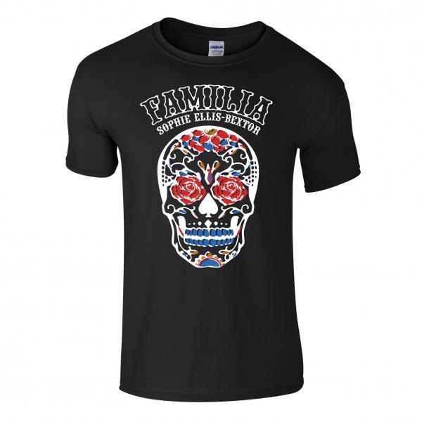 Buy Online Sophie Ellis-Bextor - Familia Black Tour T-Shirt