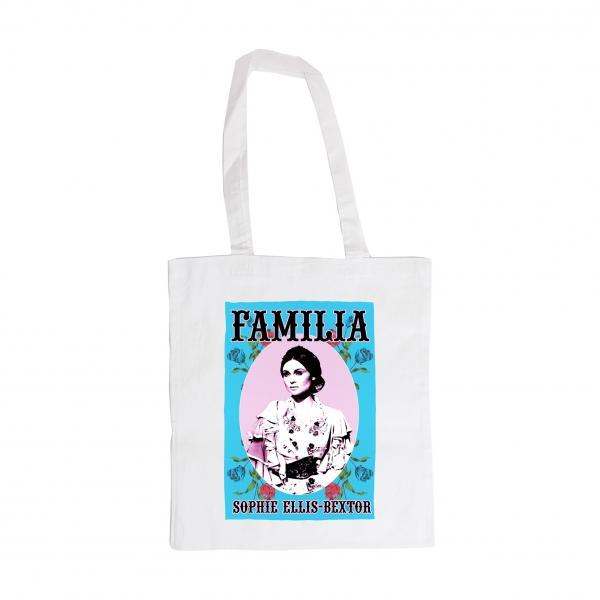 Buy Online Sophie Ellis-Bextor - Familia Tote Bag