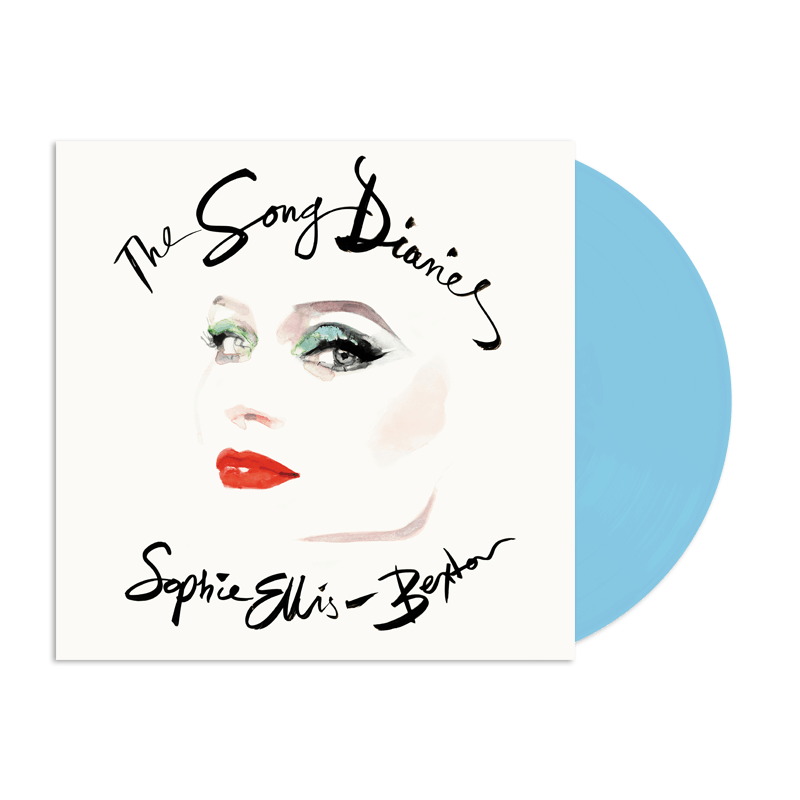 Buy Online Sophie Ellis-Bextor - The Song Diaries (The Orchestral Greatest Hits) Baby Blue Coloured
