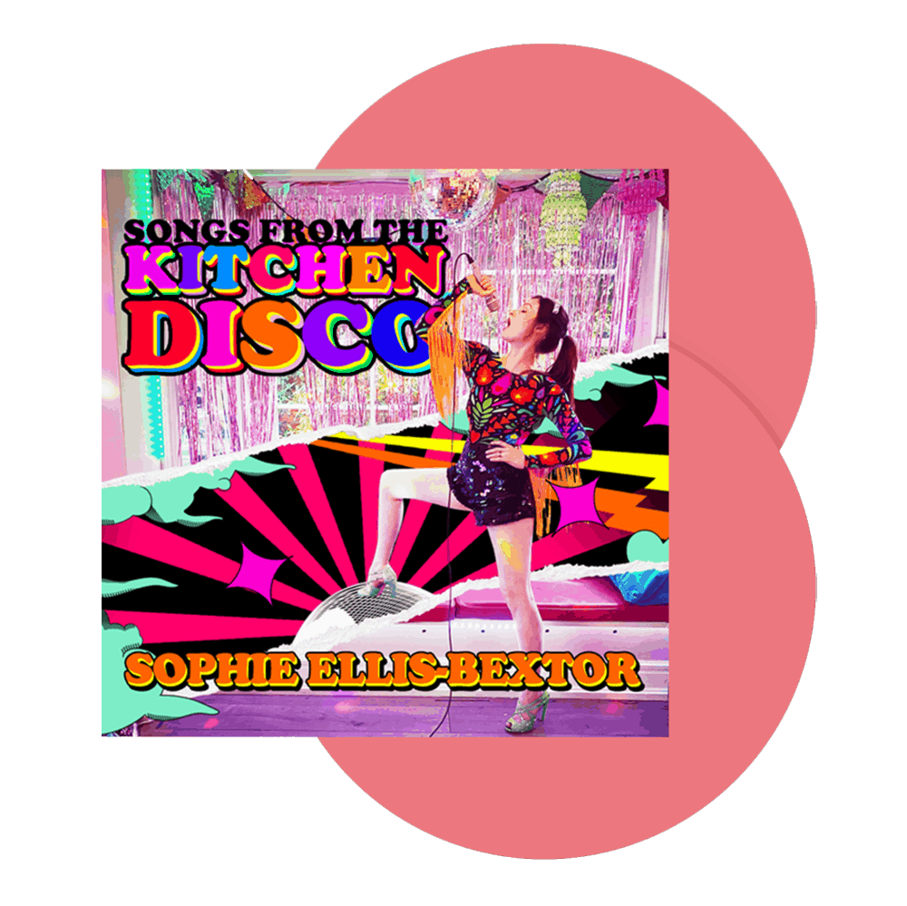 Buy Online Sophie Ellis-Bextor - Songs From The Kitchen Disco Pink