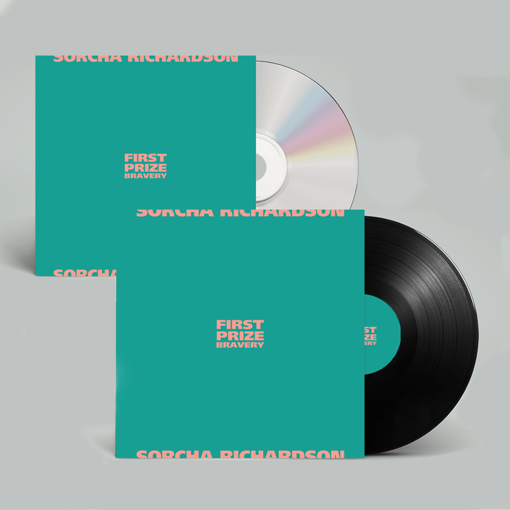 Buy Online Sorcha Richardson - First Prize Bravery CD + Vinyl