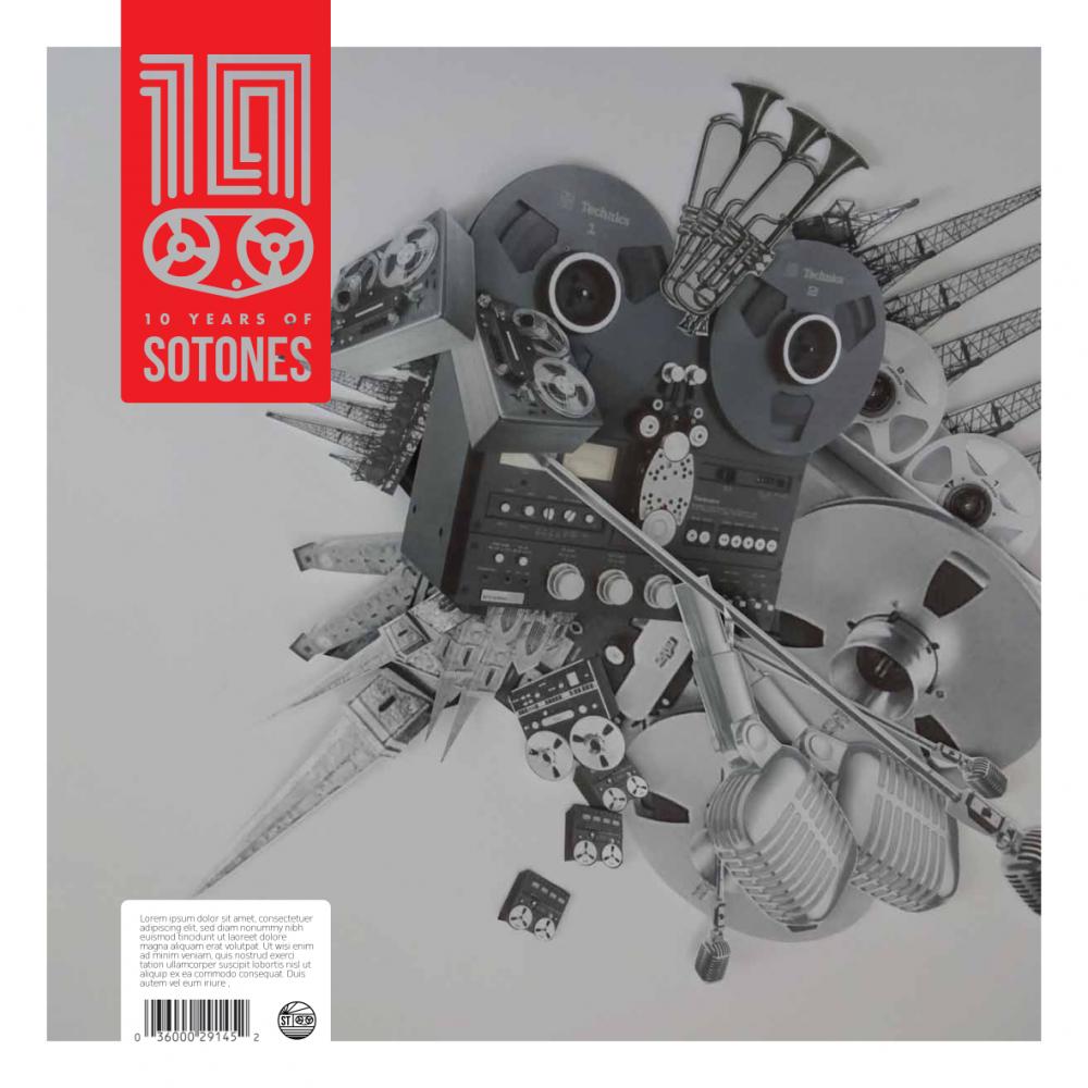 Buy Online Sotones - Double 12-inch Vinyl + Free Download