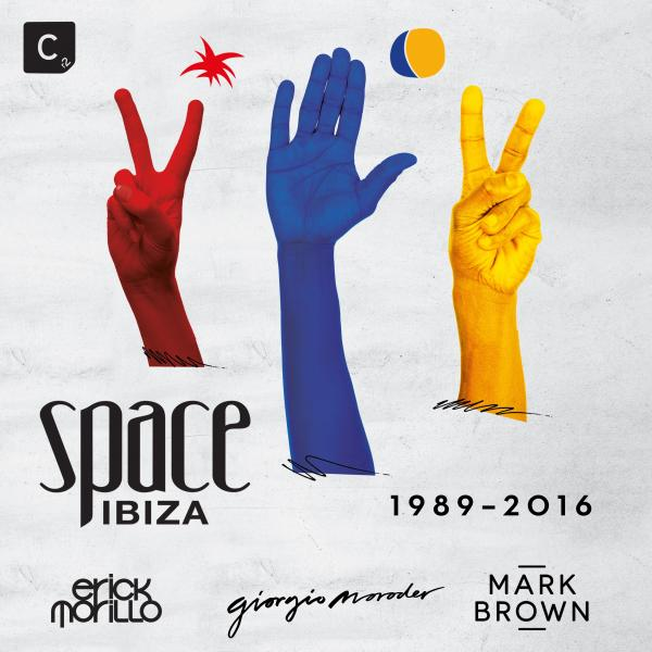 Buy Online Space Ibiza - 1989-2016 Mixed by Erick Morillo, Giorgio Moroder & Mark Brown