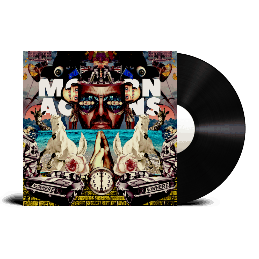 Buy Online Space Monkeys - Modern Actions Vinyl