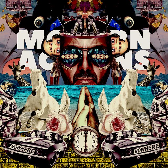 Buy Online Space Monkeys - Modern Actions
