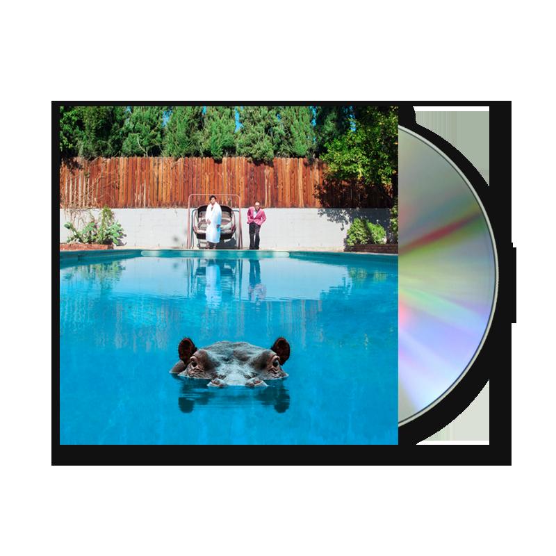 Buy Online Sparks - Hippopotamus CD Album