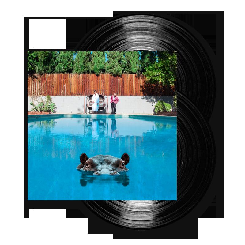 Buy Online Sparks - Hippopotamus Double Vinyl