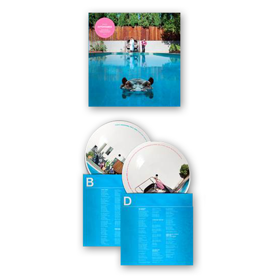 Buy Online Sparks - Hippopotamus Picture Disc