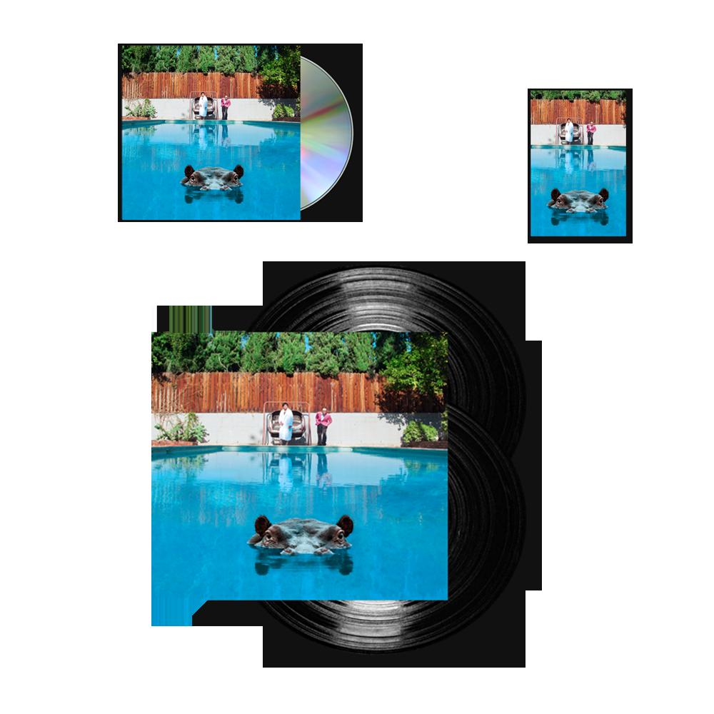 Buy Online Sparks - Hippopotamus Album Bundle