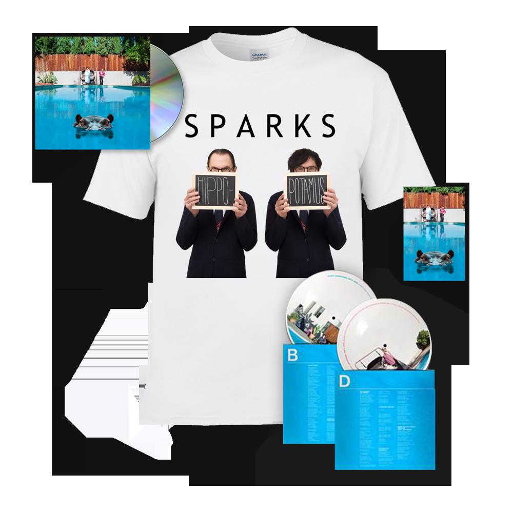 Buy Online Sparks - Hippopotamus Super Deluxe Bundle