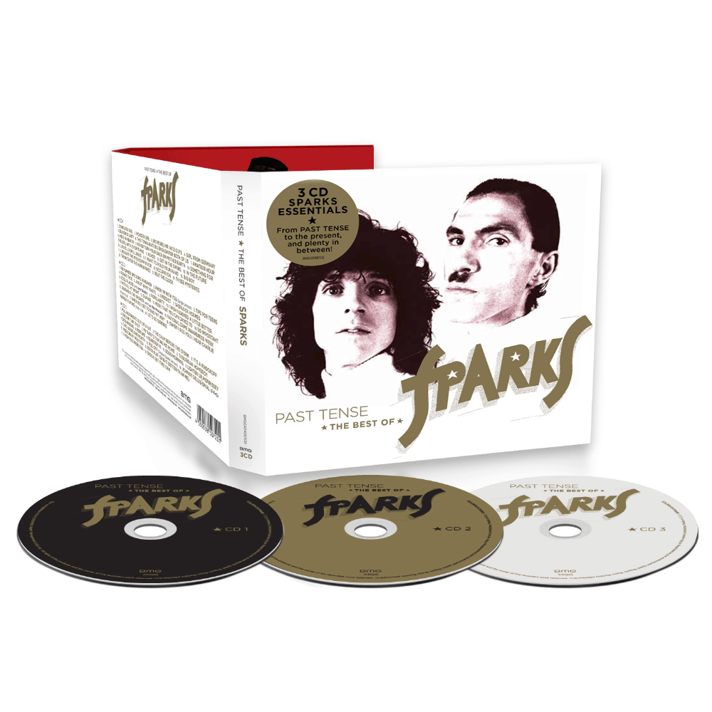 Buy Online Sparks - Past Tense: The Best Of Sparks3