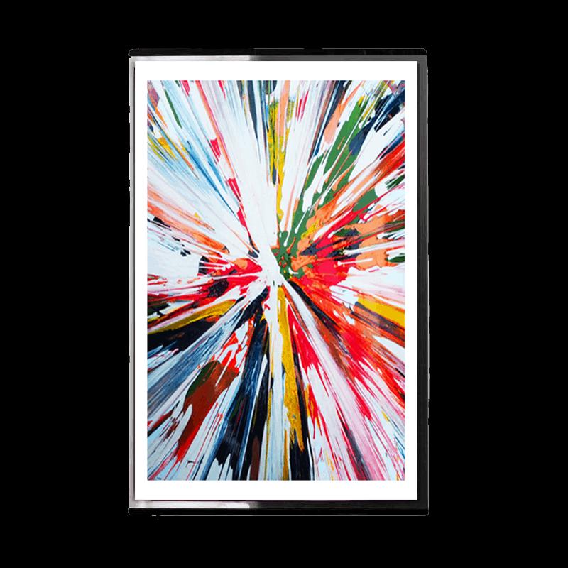 Buy Online Spinn - Spinn + Signed and Numbered Album Artwork Print