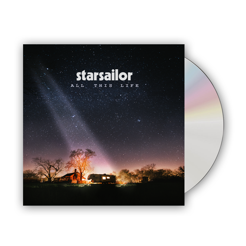 Buy Online Starsailor - All This Life (Signed)